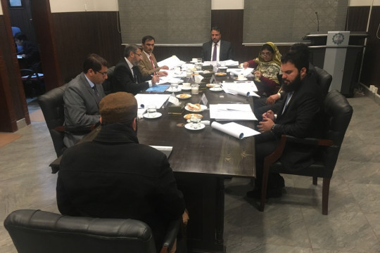 6th meeting of Selection Board