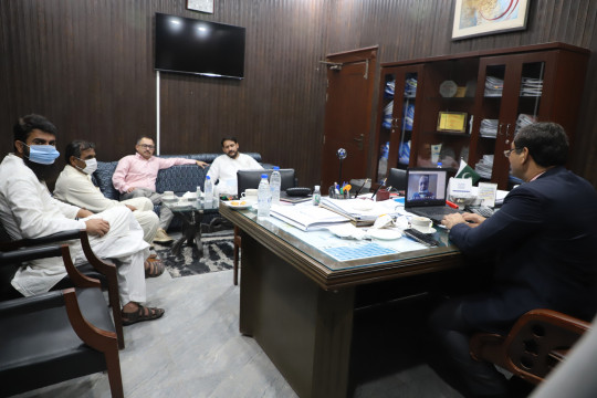 Finance Meeting (23rd June, 2020)