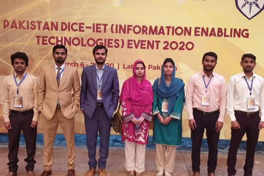 DICE 2020 Comsats Lahore